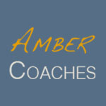 Amber Coaches logo
